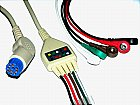S&W(ARTEMA) patient cable with leadwires