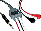 MEDTRONIC-PHYSIO CONTROL patient cable with leadwires